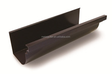 High quality metal roof rain drain water gutters