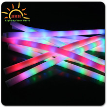 Led Swimming Pool Noodles With Multicolor Light For Summer Day