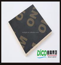 Shandong Linyi Film Faced Construction Template /Film Faced Building Template /Film Faced Concrete Template