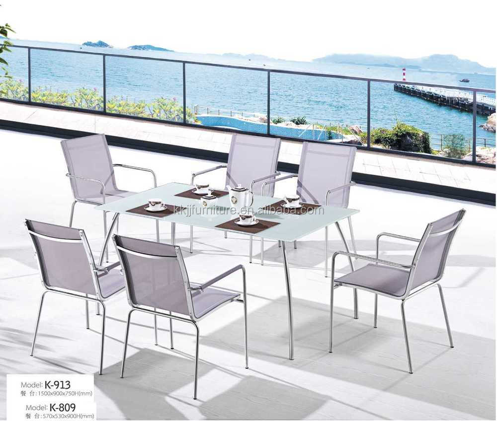 China used hotel pool furniture table set buy outdoor for Table 6 kemble inn