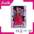 Os ftalatos fashion dolls/janela caixa/boneco engraçado/boneca plástica/boneca princesa/pvc/pp/abs/boneca mutável