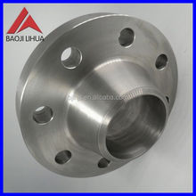 ANSI class 150 GR12 Titanium pipe flanges high pressure of with high quality