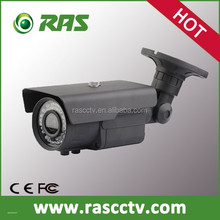 Four in One 1.0MP Hybrid HD Camera Switched to be AHD, TVI, CVI or Analog Video via OSD menu, Security CCTV camera