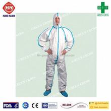 Alta- fine usa e getta di sicurezza globale anti- statica trattamento indumenti da lavoro