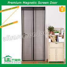 DIY magnetic screen door with customized patent