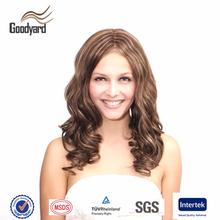 Top quality fashion wholesale cheap human hair full lace wig