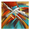 Handmade Modern Picture Design Wall Decoration Acrylic Painting