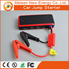 12V 12000mah new model lithium battery jump starter/used car battery with air compressor for cars and trucks