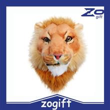 ZOGIFT new Cool Luxury Tiger lion Head style Bag Knapsack Backpack
