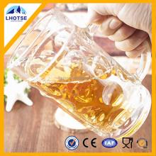 500 ml de alta qualidade barato cerveja copo de vidro comprar direto da China Factory