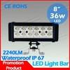 Not fake!Real Epistar 36w ATV led light bar 12v 24V mining machines light