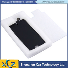 High quality low price spare parts lcd screen for ipod touch 5