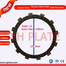 High Quality BMWf650gs, YH Brand f650gs Clutch Plate, 22 Years' Chongqing Manufacturer Motorcycle Spare Parts