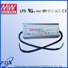 Meanwell CLG-150-12 LED lighting driver,LED power supply,ul driver