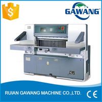 High-Duty Programs Foot Paddle Paper Cutting Machine
