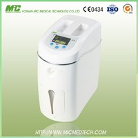 medical equipments -small portable light weight oxygen generator/oxygen concentrator 3 liter/min