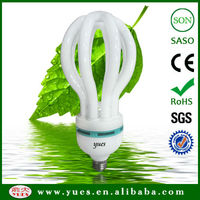 17mm tube_ BV_SGS proved, hot sell in middle east country_ 105W, lotus energy save cfl lamp hangzhou