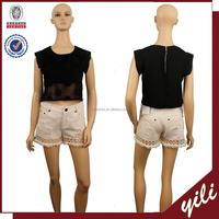 2015 ladies cotton tops designs fancy tops for girls designer western tops images