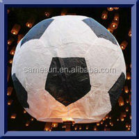 Flame retardant hand crafted sky lanterns wholesale