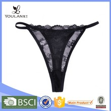 girls unique custom transparent young lady sexy underwear panty