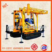 the wholesale price 500m drilling depth chinese tractor used borehole drilling machine for sale with drilling bit