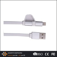 Customized wholesale multi usb connector cable For Mobile phone
