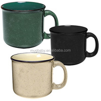 High Quality Tin Campfire Coffee Mugs
