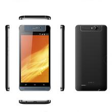 Original Android Phone 5Inch Big Screen Ultra Slim MTK6572 3G low end Phone