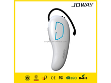 Hot selling Bluetooth headset H-02 with moon shape design, UV oil housing and good wearing for your ear