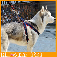 High Quality Wholesale Cat Pet Harness Dog Collar and Leash Jeans Products for Animals