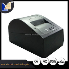Good Performance Portable 58mm POS Thermal Receipt Printer/RS-232,USB,COM Interface Receipt Printer