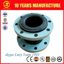 pipe joint system rubber flexible joint