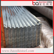 Baoshi Steel heat preservation galvanized cheap steel roofing tile from China