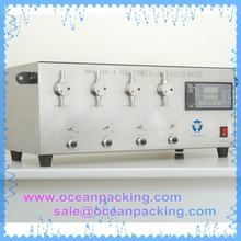 High quality best selling e cigarette oil inject/filling machine