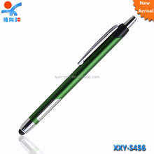 2015 Newest type with screen touch promotional ballpoint pen