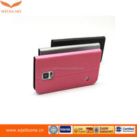 hotsale flip leather pu case for Samsung galaxy s5