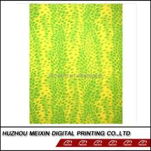 Spring color printed cotton fabric poplin