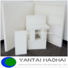 High density high strength microporous calcium silicate board/pipe cover/clab/sheet for buildings from Yantai biggest supplier
