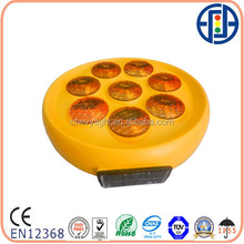 400mm Sunflower led red flashing lights