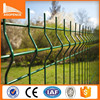 China factory supply garden powder coated powder coated welded wire fence panel / folding powder coated welded wire fence panels