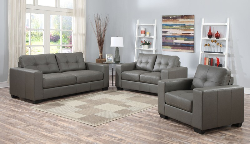 Synthetic Leather Living Room Furniture Sofa Sets For Home