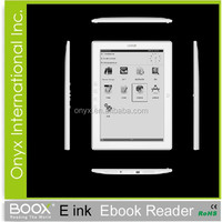 new inventions in china 9.7 inch e-ink ebook with android