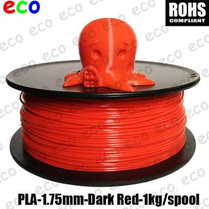 1. 75mm 2. 85mm pla/abs./hanches/petg 3d alimentaire imprimante filament fabriqués en chine