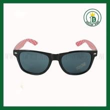 promotion polarized sunglasses test with UV400 custom logo