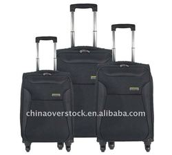 Closeout 3pcs 4 Wheels Spinner luggage