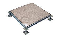 Anti-static PVC finish raised access flooring