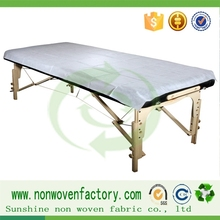 World best selling products bed sheets manufacturers non woven fabrics material in china