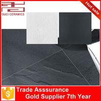 Black and white ceramic tiles