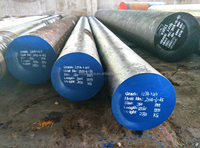 1.2714+rough machined +Q/T best-sold toolsteels solid steel round bars alloy steel bars