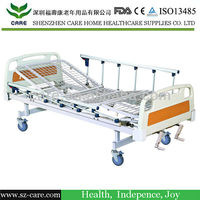 CARE hospital bed with cradle